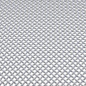 مدل سه بعدی فنس فلزی