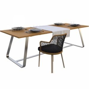 مدل سه بعدی میز غدا خوری