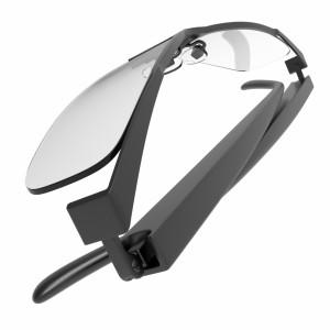 مدل سه بعدی عینک طبی