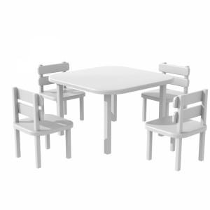 میز سه بعدی نهار خوری