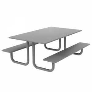 مدل سه بعدی میز پارکی