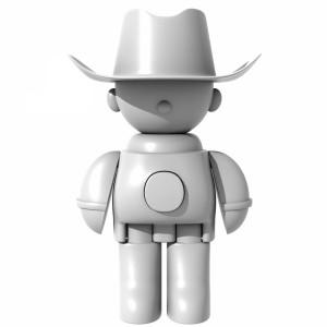 مدل سه بعدی عروسک اسباب بازی
