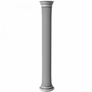 مدل سه بعدی ستون کلاسیک