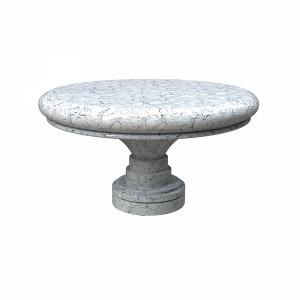 مدل سه بعدی میز سنگی