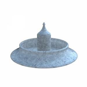 مدل سه بعدی آب نمای سنگی