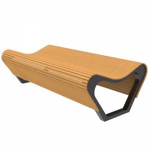 مدل سه بعدی صندلی پارکی